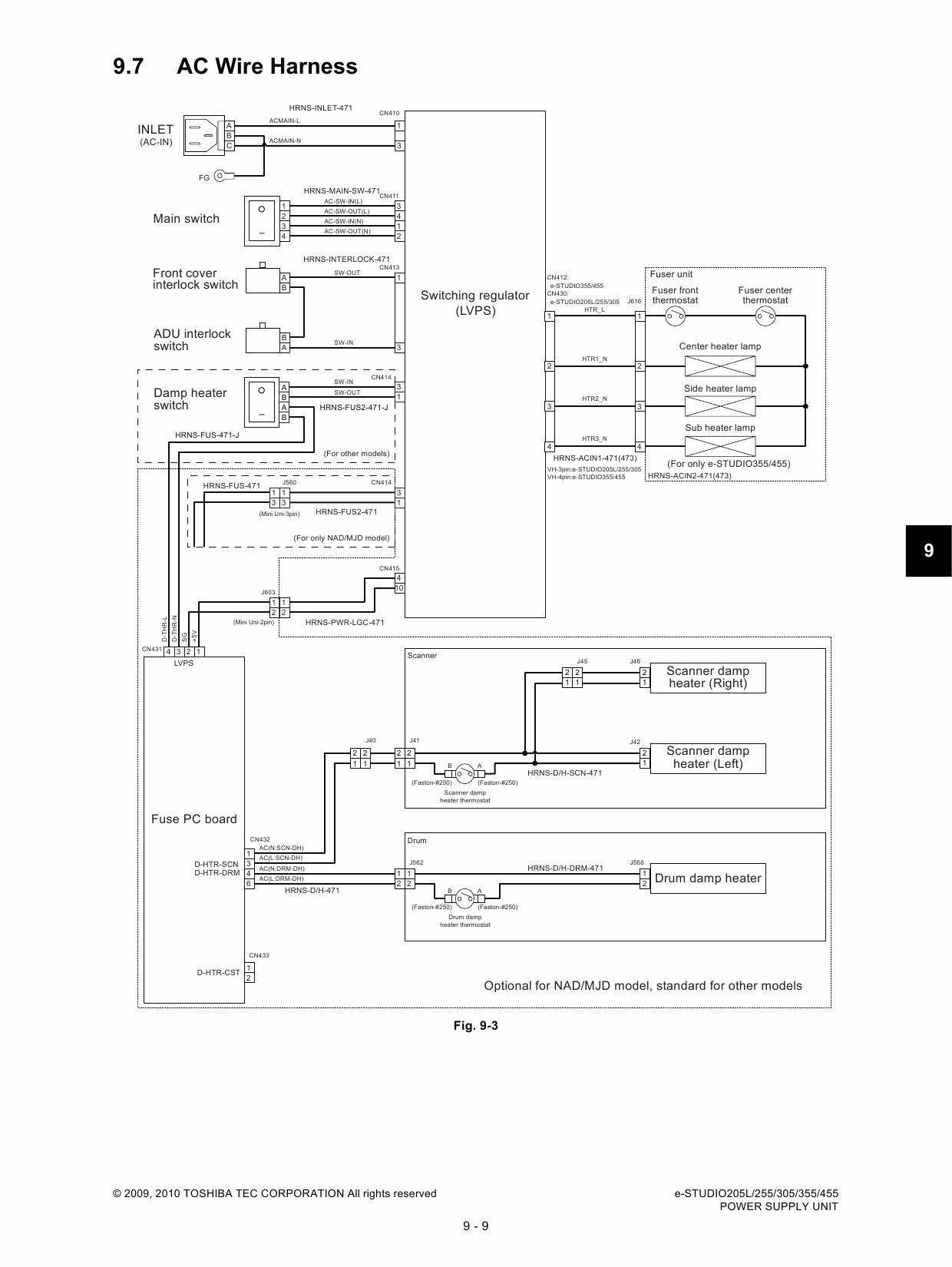 toshiba e studio 255 manual